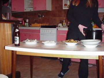 Večeře ChristNet.eu