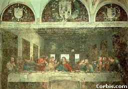 Poslední večeře Leonarda da Vinciho